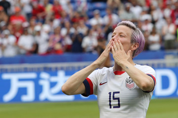 2019 FIFA Womens World Cup Final USA v Netherlands July 7th