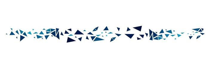 sfondo, triangoli, poligoni, esplosione, frammenti