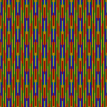 LGBTQ color abstract knitted pattern. Rainbow color seamless pattern. Design for sweater, scarf, comforter or clothes texture.