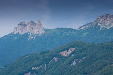 Bergwelt in Annecy