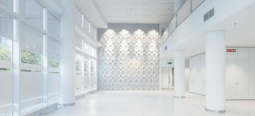 Empty Entrance Hall (panoramic)