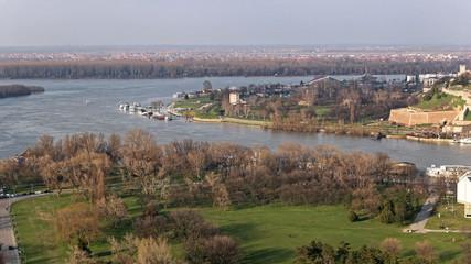 Danube and Sava Tributary