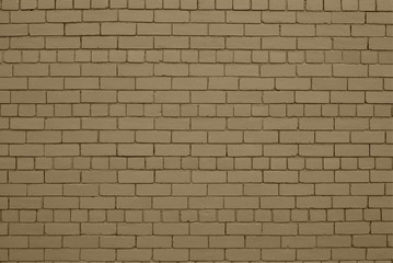 Piece of brick wall background.
