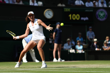 2019 Wimbledon Tennis tournament Day 8 July 9th