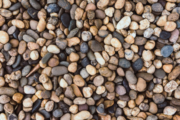Small rocks or stone texture.