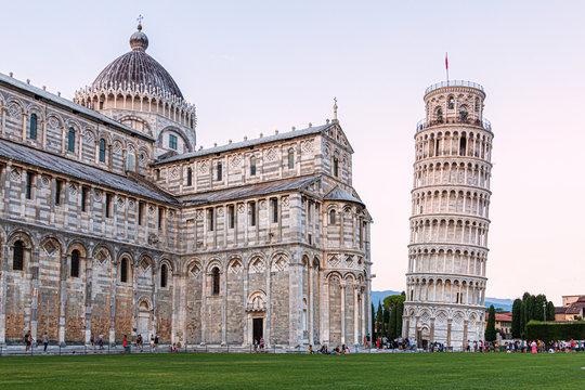 Pisa Sehenswürdigkeit