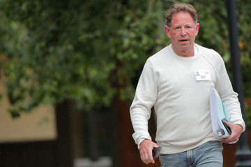 Bobby Kotick, chief executive officer of Activision Blizzard, attends the annual Allen and Co. Sun Valley media conference in Sun Valley, Idaho