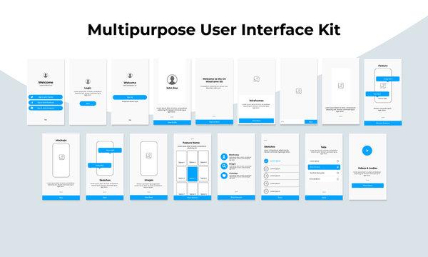 Multipurpose User Interface Kit