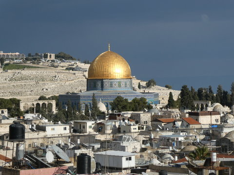 Jerusalem Felsendome