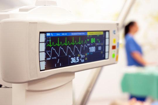 medizinisches Gerät zur Herz Überwachung