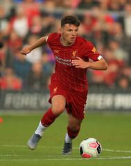 2019 Pre-season Football Friendly Tranmere v Liverpool 11th