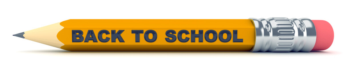 Tiny sharp pencil - Back to School