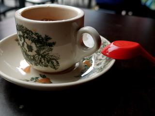 Hot Milk Tea in cup, Singapore Fototapete