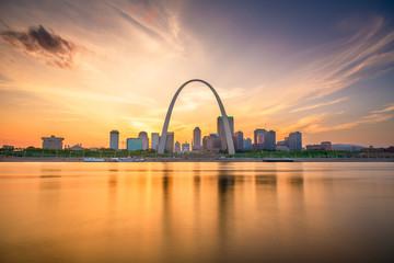 Fototapete - St. Louis, Missouri, USA