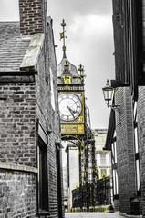 Chester City Clock, Chester, England. 20 February 2013