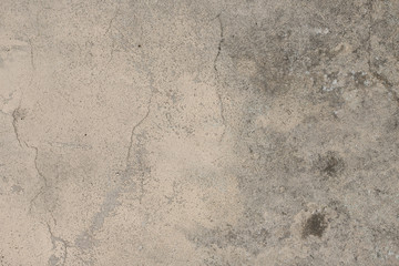 Old grungy texture, grey concrete wall. Cement surface texture of concrete, gray concrete backdrop wallpaper. Perfect background with space. Wall mural