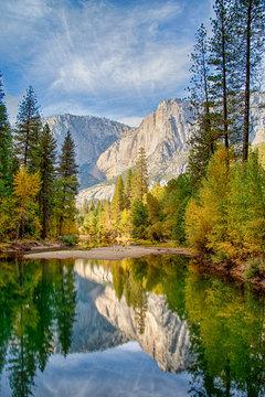 Yosemite Valley, Yosemite National Park, California USA