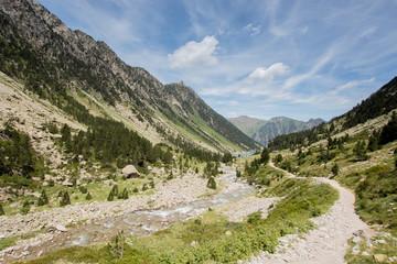 Randonnée au Lac de Gaube, Pyrénées, France
