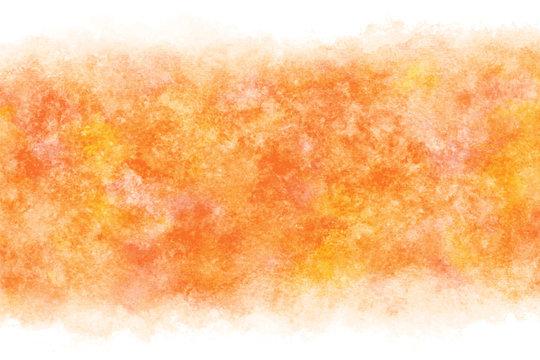 レッド アブストラクト 秋 水彩 背景