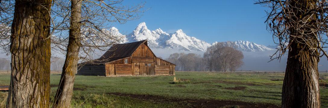 Grand Tetons Barn