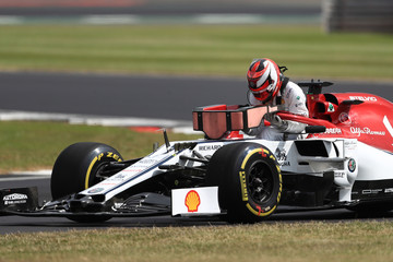 2019 F1 Grand Prix of Great Britan Practice sessions Jul 12th