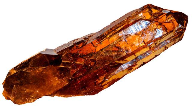 Big beautiful Quartz crystal from the Trepca