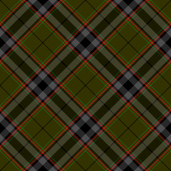 Tartan Plaid Scottish Seamless Pattern.