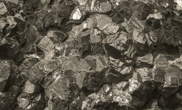 the Magnetite (iron ore, ironstone)