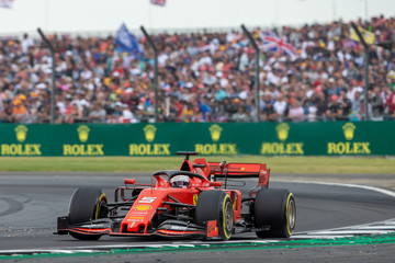 2019 F1 Grand Prix of Great Britain Race Day Jul 14th