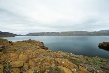 Lake on Iceland