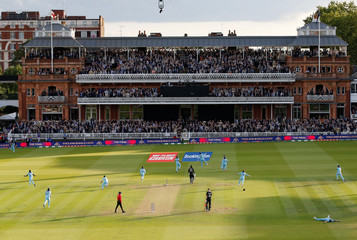 Cricket - ICC Cricket World Cup Final - New Zealand v England