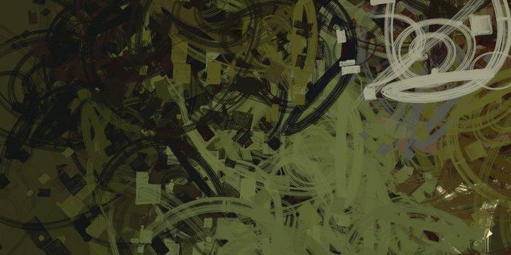 Artistic sketch. Creative art. 2d illustration. Texture backdrop painting.