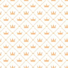 Cute Crown Pattern