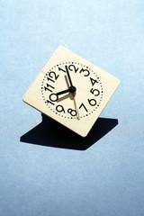 Square Clock Face