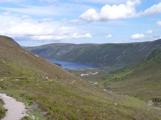 Loch Muick, Lochnagar, Scotland