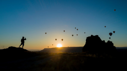 Cappadocia memories and unforgettable goodies for the photographer