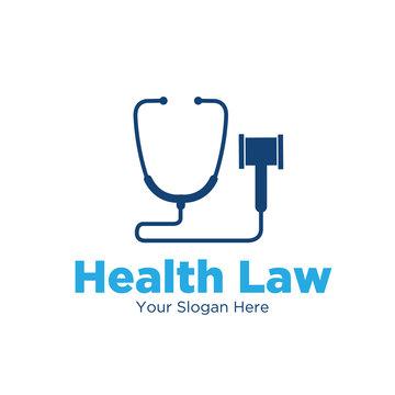 medicine law care logo designs