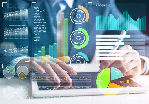 Modern computing in business analytics