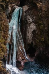 Picture of Twin Falls in Snoqualmine Region in Seattle