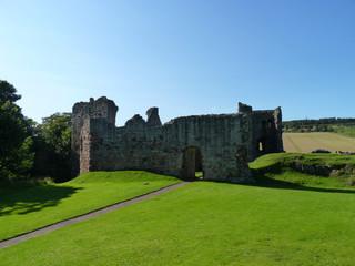Hailes Castle, East Lothian, Scotland