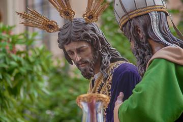 Fototapete - Hermandad de San Gonzalo, semana santa de Sevilla