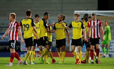 Pre Season Friendly - Burton Albion v Sheffield United