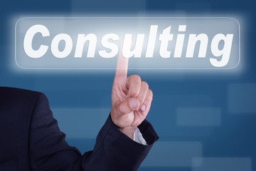Consulting Touch screen
