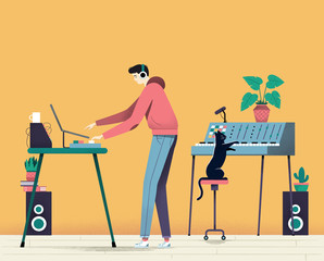 composer une musique