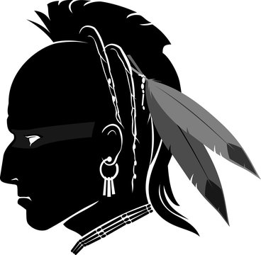 Indian Mohawk, Medieval Culture