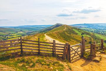 Mam Tor, Castleton,Derbyshire, UK