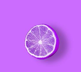 Lemon  Fluorescent colors.