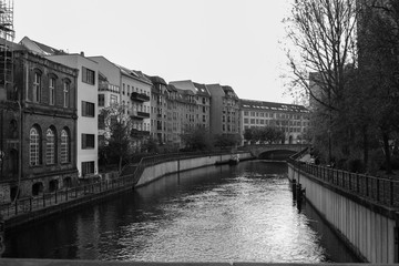 Berlin Riverside Neighborhood