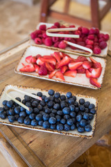 Berries on a Plate