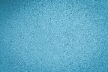 Texture of blue cement concrete wall